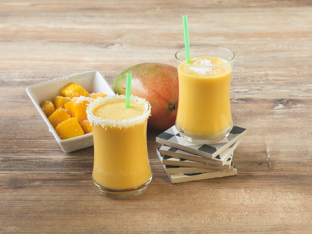 Sarah Lima Traiteur_Smoothies Mangue Coco