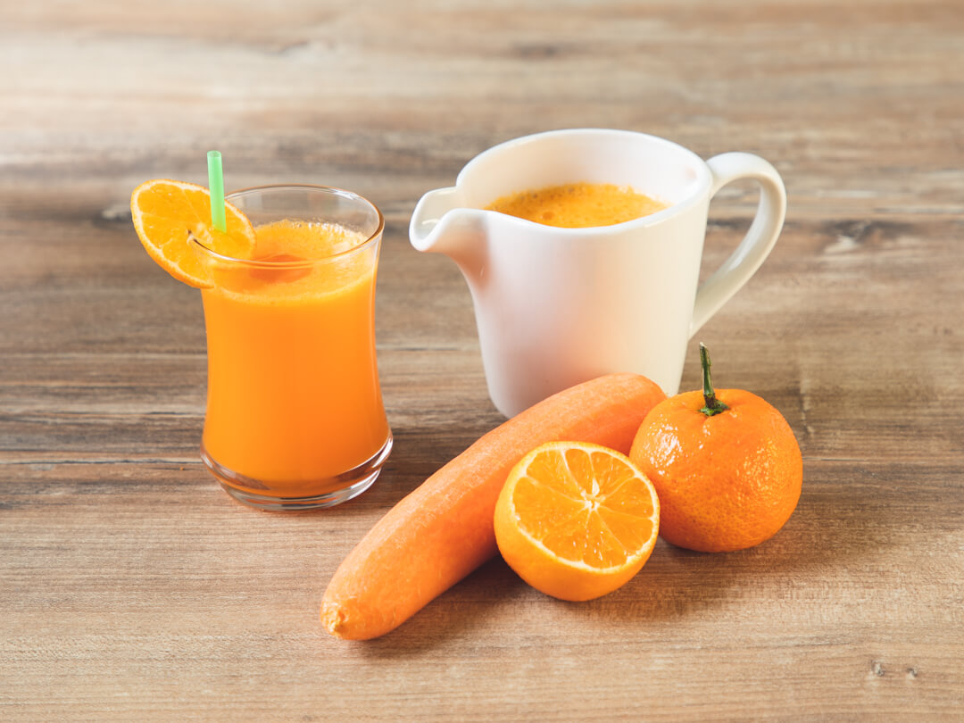 Sarah Lima Traiteur_Smoothies Orange Carotte